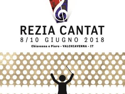 Chor Aufnahmen Rezia Cantat 2018